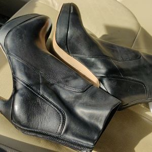 Black Sam Edelman Ankle boot.